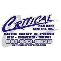 Critical Car Care Inc.