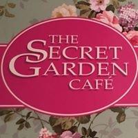 The Secret Garden Cafe at Garden Mania