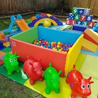 King's Party Hire - children's soft play specialists