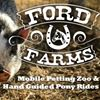 Ford Farms Pony Rides & Petting Zoo