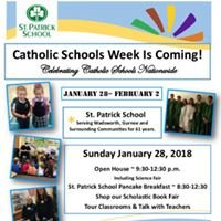 St. Patrick School - Wadsworth, IL