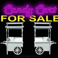 Sweet Treats Candy Carts Made By Steve