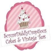 Scrumdiddlyumptious Cakes & Vintage Teas