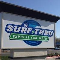 Surf Thru Express Car Wash