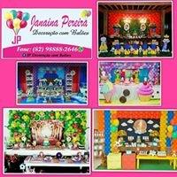 JP decoração com Balões e aluguel de moveis provencais