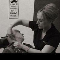 Barbering, cut throat shaving & Swedish massage by Sarah Ramsay