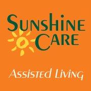 Sunshine Care,  A Community of Memory Care Homes