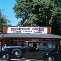 Badger Mountain House Saloon