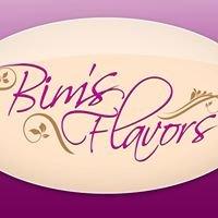 Bim's Flavors