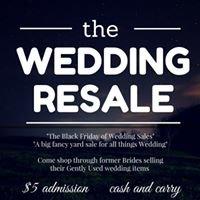 The Wedding Resale at Hampton Cove Wedding Plantation