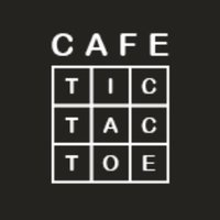 Tic Tac Toe Cafe