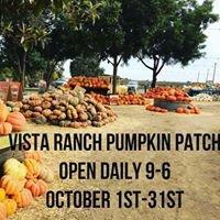 Vista Ranch Pumpkin Patch