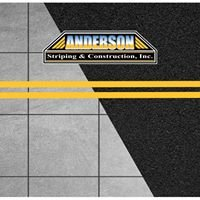 Anderson Striping & Construction, Inc.