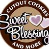 Sweet Blessings Cutout Cookies and More