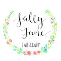 Sally Jane Calligraphy