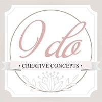 I Do - Creative Concepts