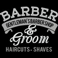 Barber & Groom