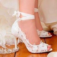 Giày Cô Dâu - Wedding Shoes