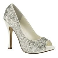 Bridal Train Shoes