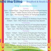 Mini me time - Bradford & South Leeds