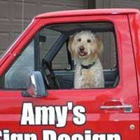 Amy's Sign Design