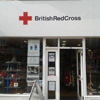 British Red Cross shops