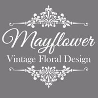 Mayflower Vintage Floral Design