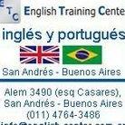 Idiomas en English Training Center San Martín