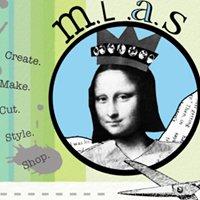 Mona Lizzy's Art Studio