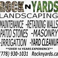 Rock N' Yards Landscaping