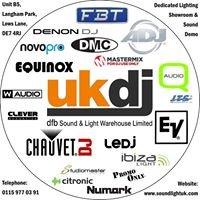 DFB Sound & Light Warehouse / UKDJ