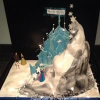 Arty Party Designer Cakes