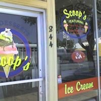 Scoops Ice Cream in Tower