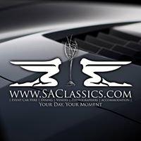 SA Classics Event Car Hire