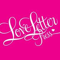 Love Letter Press