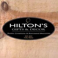 Hilton's Gifts &Decor - Rustic Creations & Borrowed Memories