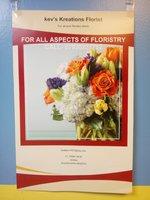 Kev's Kreations florist