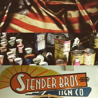 Stender Brothers Sign Co.