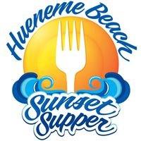 Hueneme Beach Sunset Supper