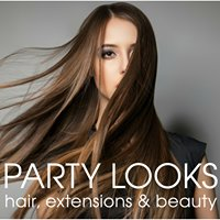 Party Looks Hair Extensions Brisbane
