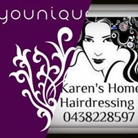 Karen's Home Hairdressing
