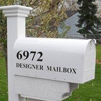 Designer Mailbox