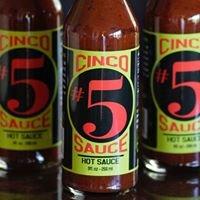 Cinco Sauce Hot Sauce