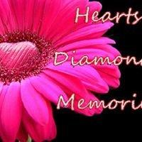 Hearts. Diamonds. Memories.