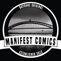 Manifest Comics and Cards