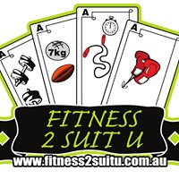Fitness 2 Suit U & Fitness 2 suit u institute of sport