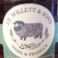 J T Willett & Sons - Wool & Produce