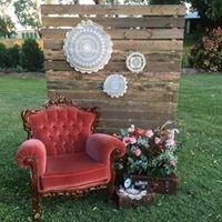 Vintage Rose Event Hire