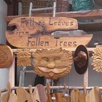 Falling Leaves From Fallen Trees