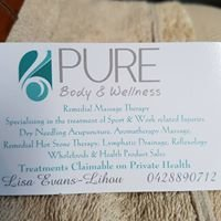 Pure Body & Wellness- Lakes Entrance